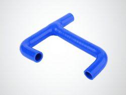Silicone coolant hose