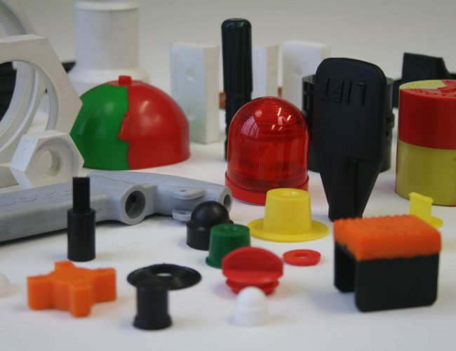 Custom plastic parts