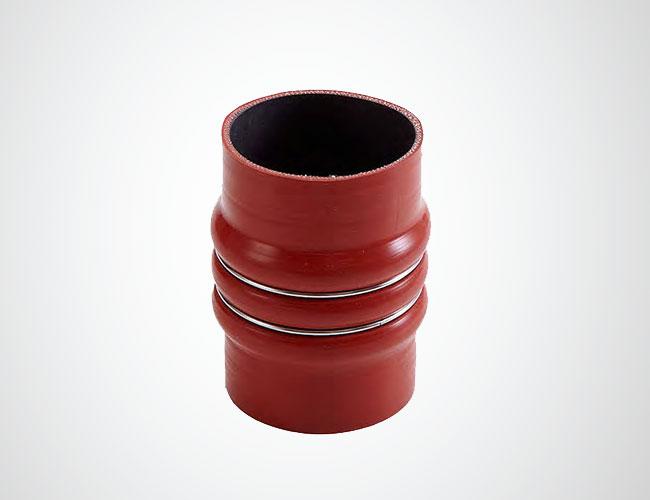 Flame retardant rubber hoses